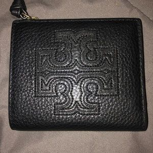 Tory Burch Mini Leather Wallet